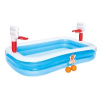 Dětský bazén basketball 2,54 x 1,68 x 1,02 m