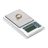 Kapesní digitální váha do 200g