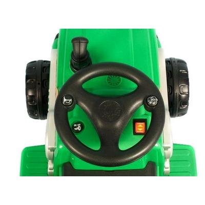 Dětský elektrický traktor