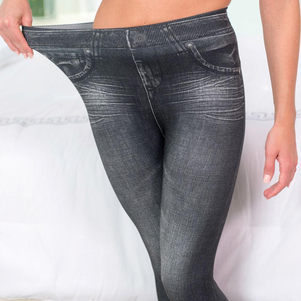 7206b93c378 Jeansové legíny Slim  n Lift Caresse Jeans sada 3 ks velikost L-XL
