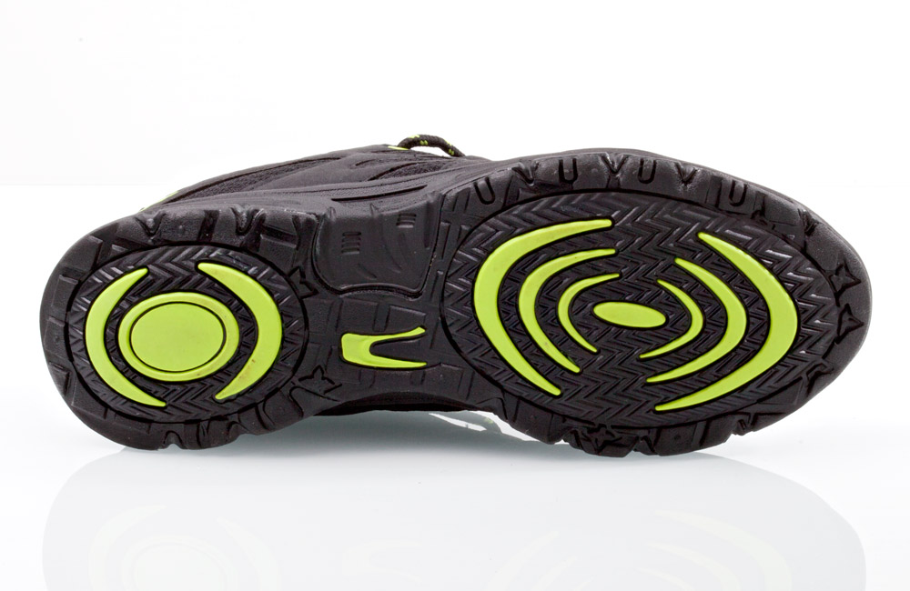 36c73a91bf4 Sportovní obuv Fit Walk černo-zelené 41